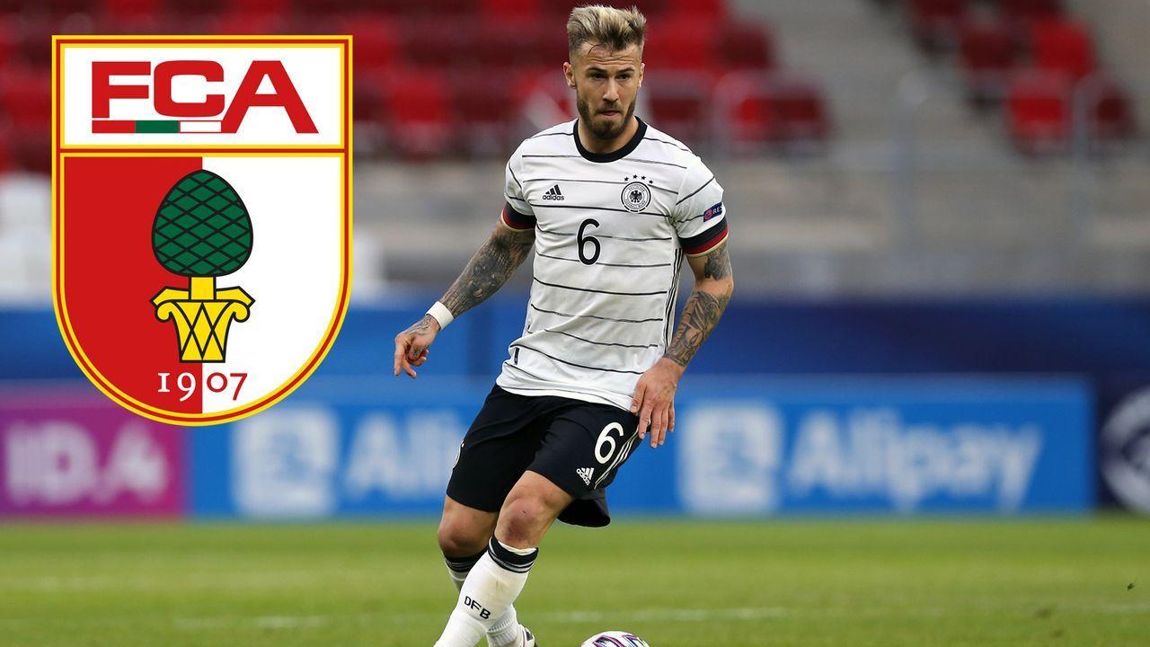 Niklas Dorsch (FC Augsburg) - Bildquelle: 2021 Getty Images