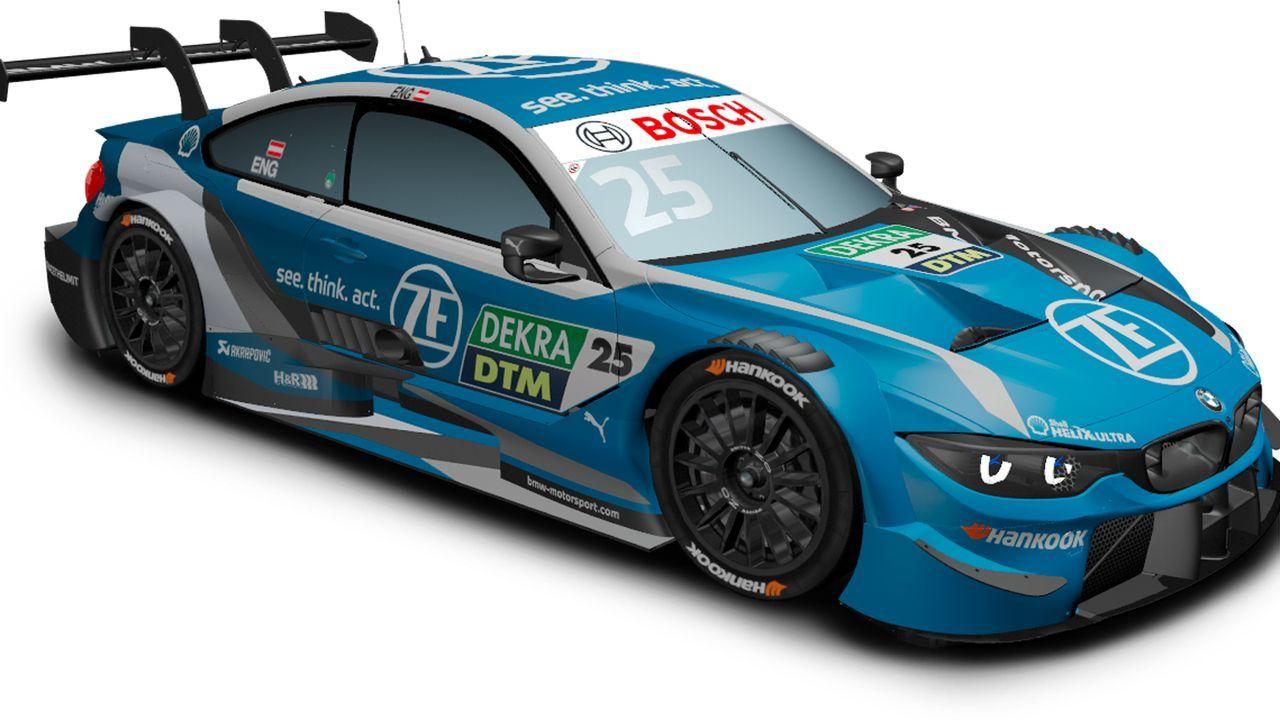 Philipp Eng (BMW Team RBM) - Bildquelle: DTM