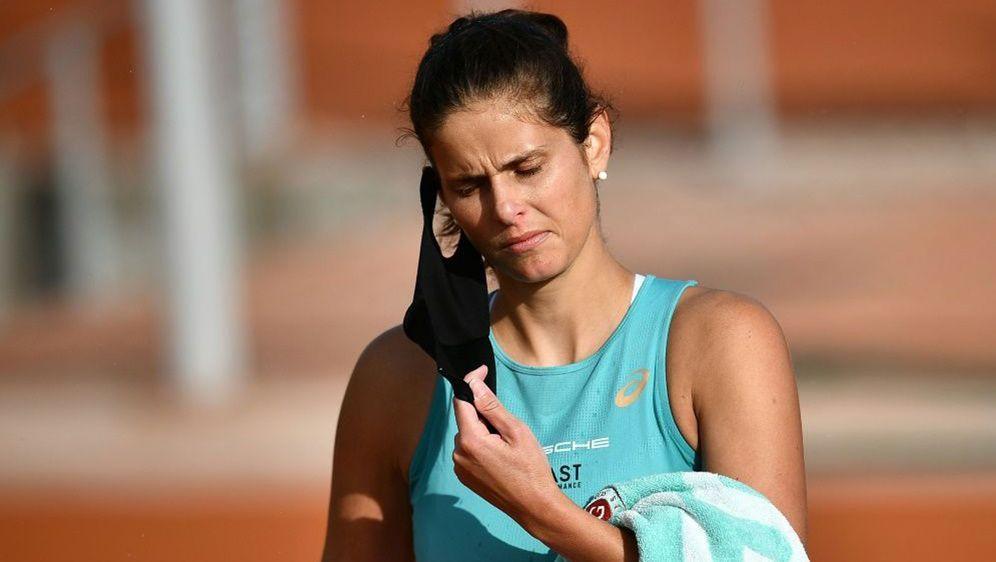 Insgesamt gewann Görges in ihrer Karriere sieben Einzeltitel - Bildquelle: AFPSIDANNE-CHRISTINE POUJOULAT
