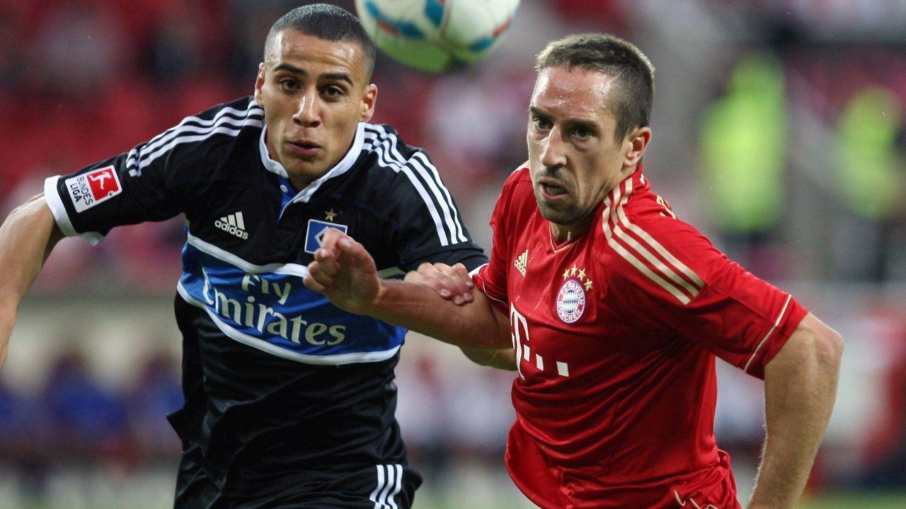 Änis Ben-Hatira (FC Bayern München) - Bildquelle: imago sportfotodienst