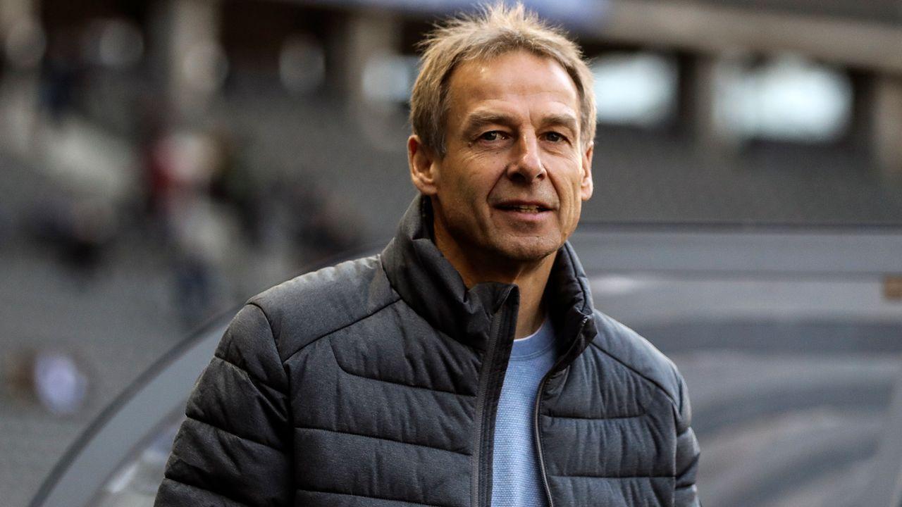 Jürgen Klinsmann war noch Hertha-Trainer - Bildquelle: 2020 Getty Images