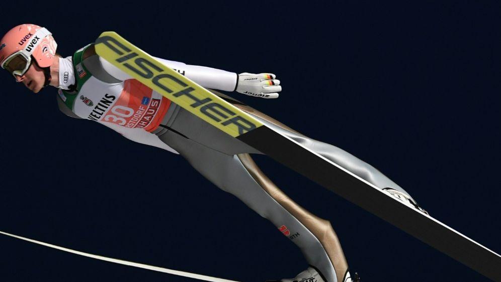 Severin Freund springt im Continental Cup - Bildquelle: AFPSIDCHRISTOF STACHE