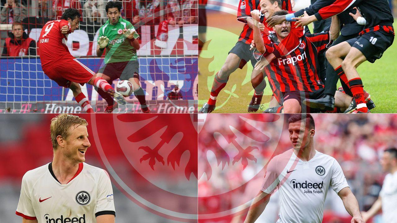 Die Top-Elf von Eintracht Frankfurt seit 2000 - Bildquelle: imago images/ran