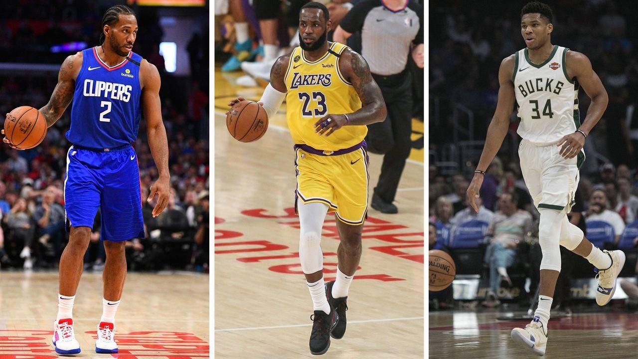 Basketball: Favoriten-Check der NBA Bubble 2020 - Bildquelle: imago