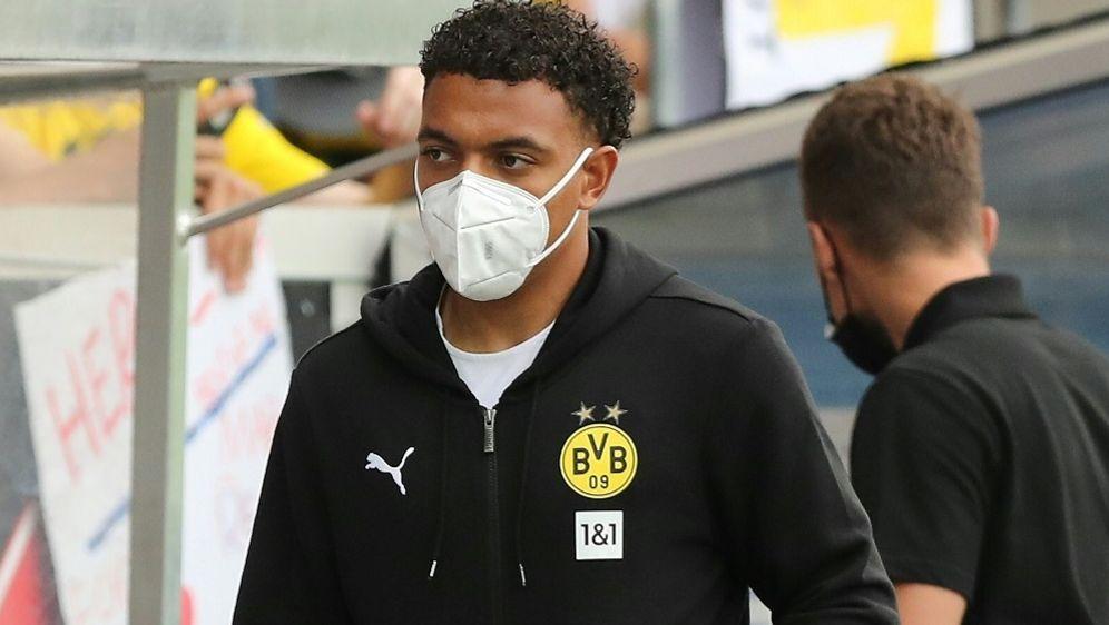 Donyell Malen für Pokalspiel gegen Wiesbaden fit - Bildquelle: FIROFIROSID