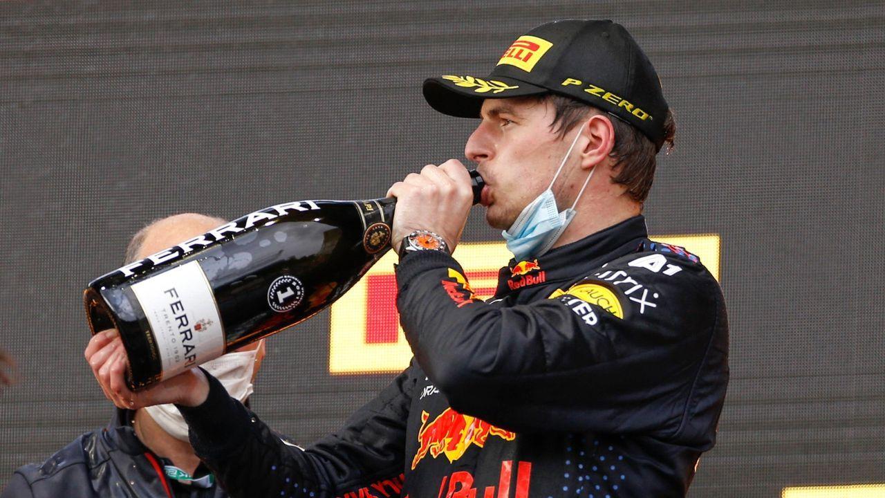 Gewinner: Max Verstappen - Bildquelle: Imago