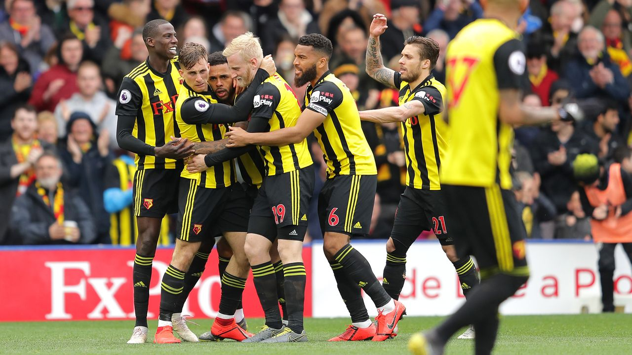 FC Watford - Bildquelle: 2019 Getty Images