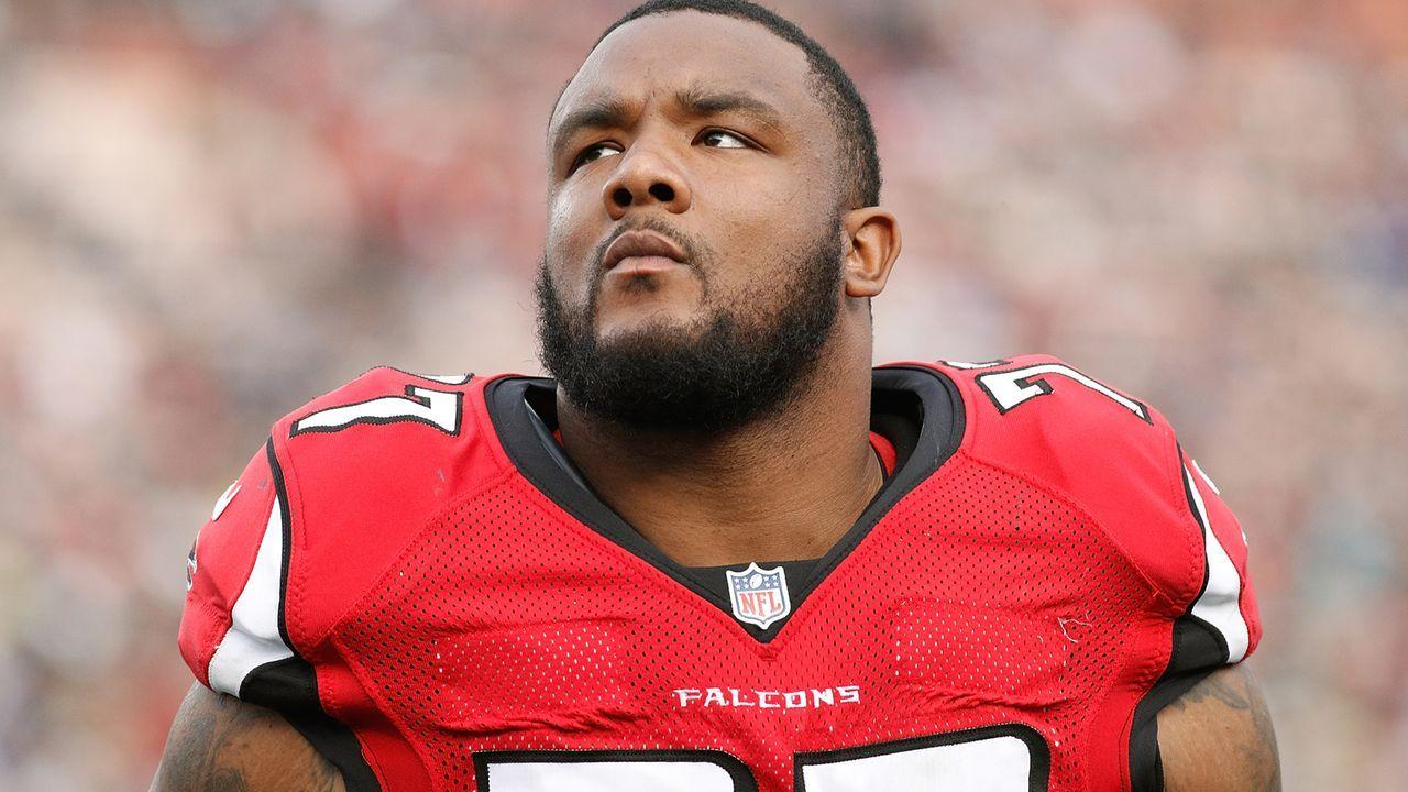 Ra'Shede Hageman (Atlanta Falcons) - Bildquelle: 2016 Getty Images
