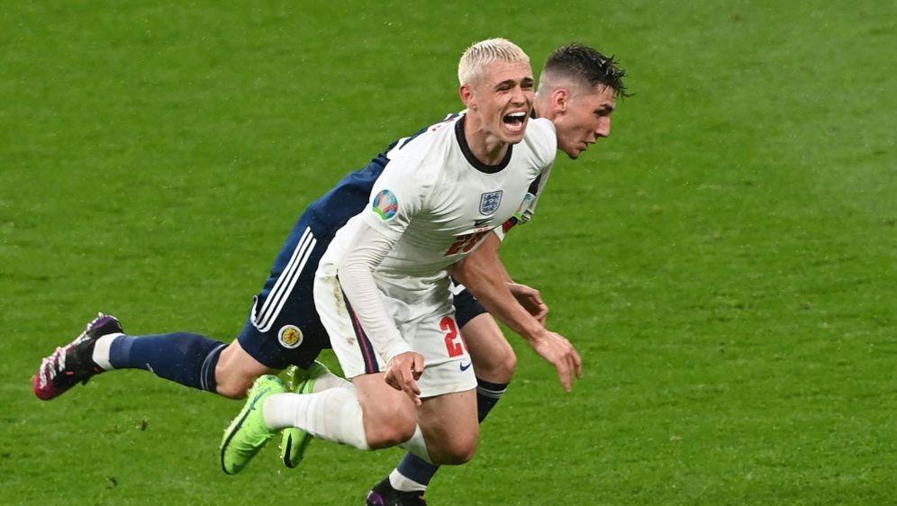 England verpasst Sieg gegen Rivalen Schottland - Bildquelle: AFPPOOLSIDFACUNDO ARRIZABALAGA