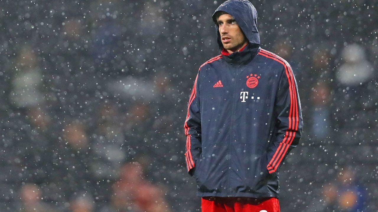 Javi Martinez (FC Bayern München) - Bildquelle: 2019 Getty Images