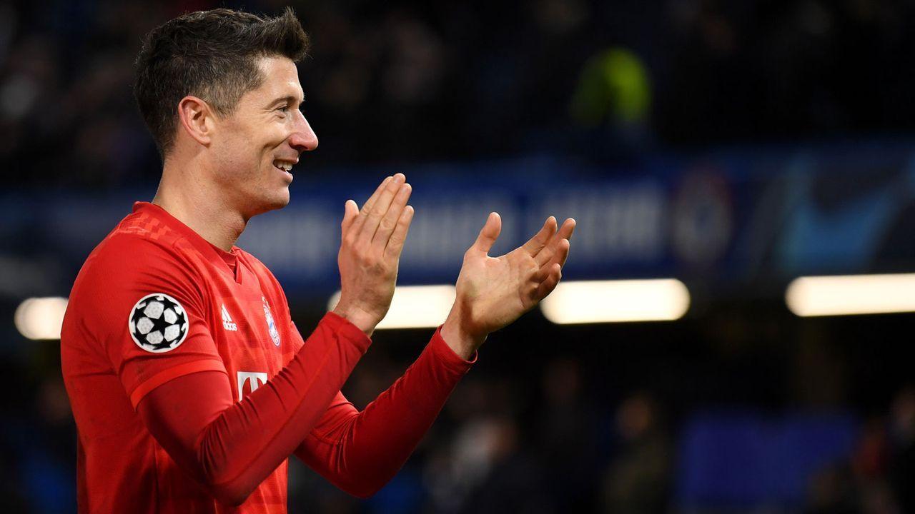 Robert Lewandowski (FC Bayern München) - Bildquelle: 2020 Getty Images