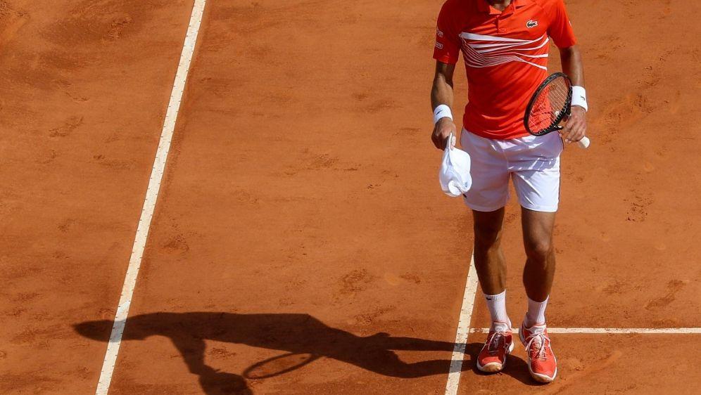 Verlor im Halbfinale gegen Medwedew: Novak Djokovic - Bildquelle: AFPSIDVALERY HACHE