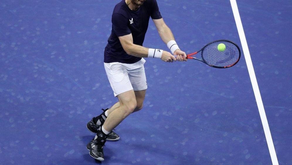 Andy Murray ist bei den US Open ausgeschieden. - Bildquelle: AFPGETTYSIDMATTHEW STOCKMAN