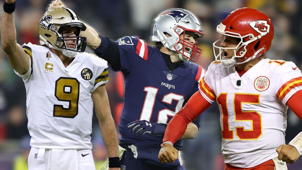 Road to Super-Bowl: Wer schnappt sich im Februar den Titel? - Bildquelle: 2018 Getty Images