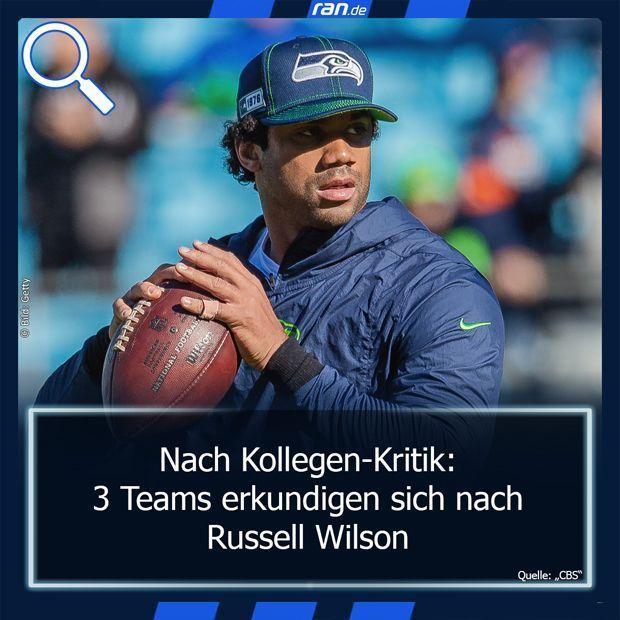 Link in Bio: Wilson-Gerüchte