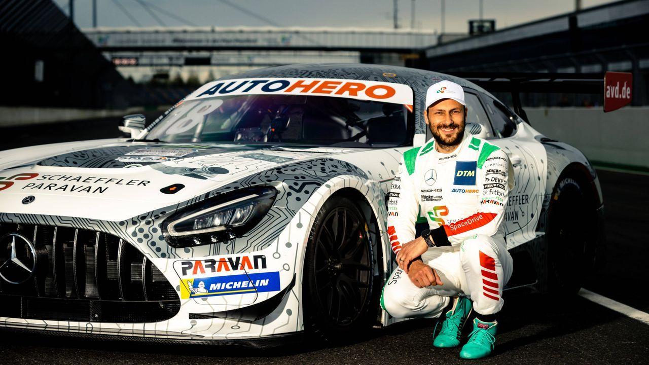 Gary Paffett (Mercedes-AMG GT3/Mücke Motorsport) - Bildquelle: Imago