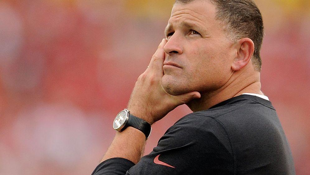 Greg Schiano ist ein enger Freund von Patriots-Coach Bill Belichick. - Bildquelle: Getty Images