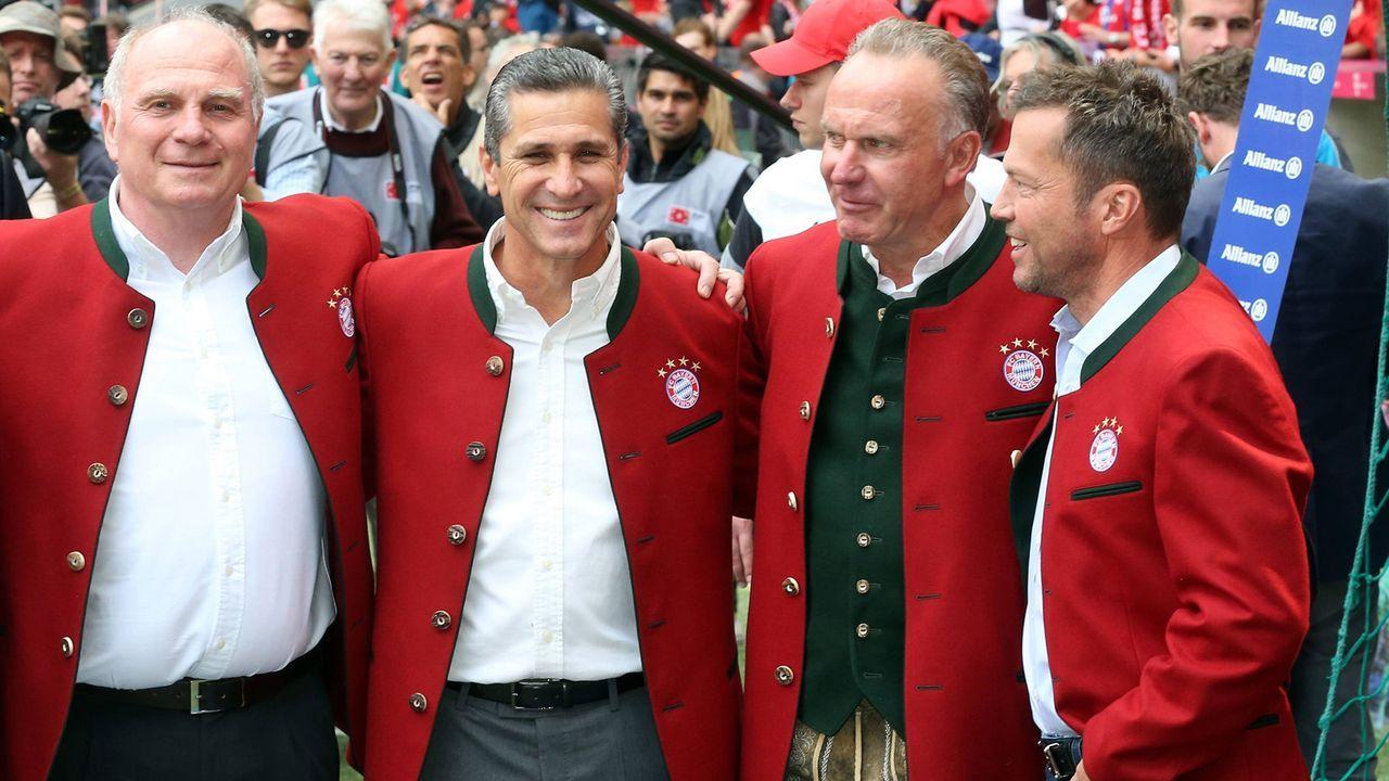 Das Verhältnis der FCB-Führung zu Lothar Matthäus - Bildquelle: imago/Bernd Müller