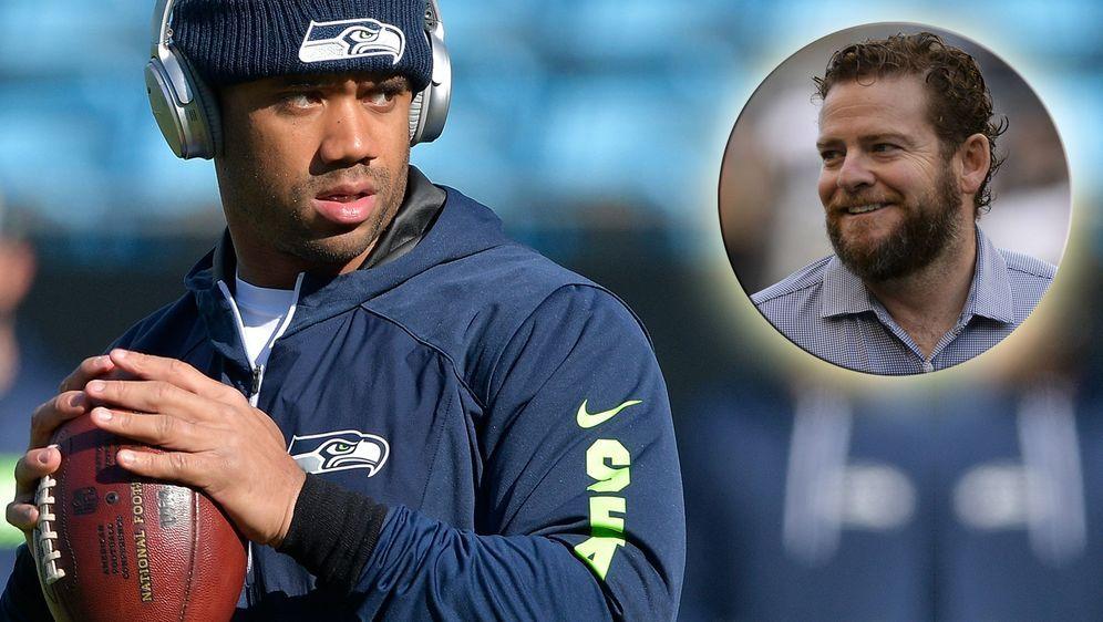 Der Generall Manager der Seattle Seahawks, John Schneider (Bild), äußerte si... - Bildquelle: Getty/imago