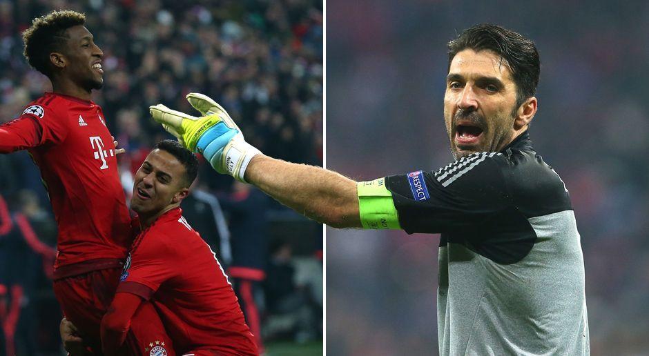 FC Bayern - Juventus Turin
