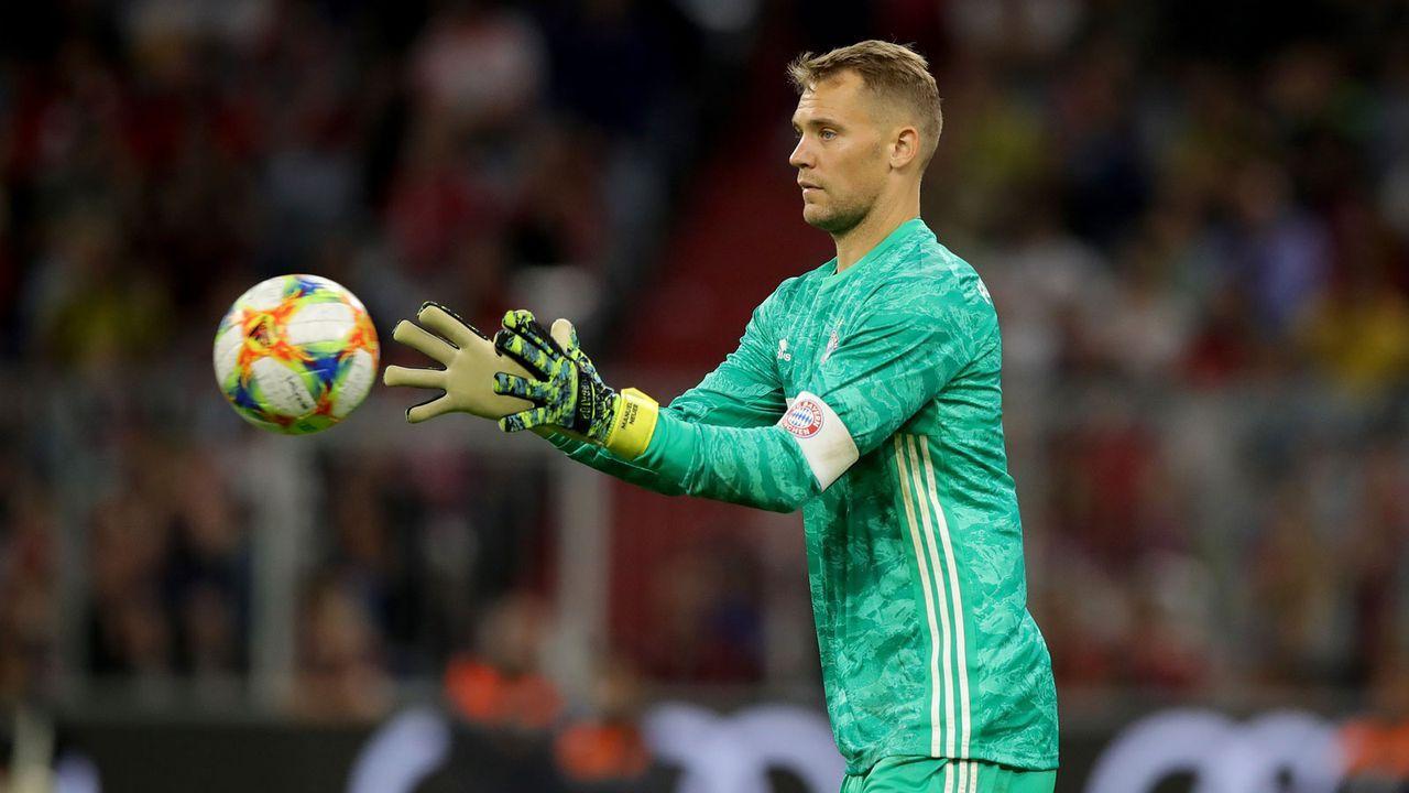Manuel Neuer - Bildquelle: 2019 Getty Images