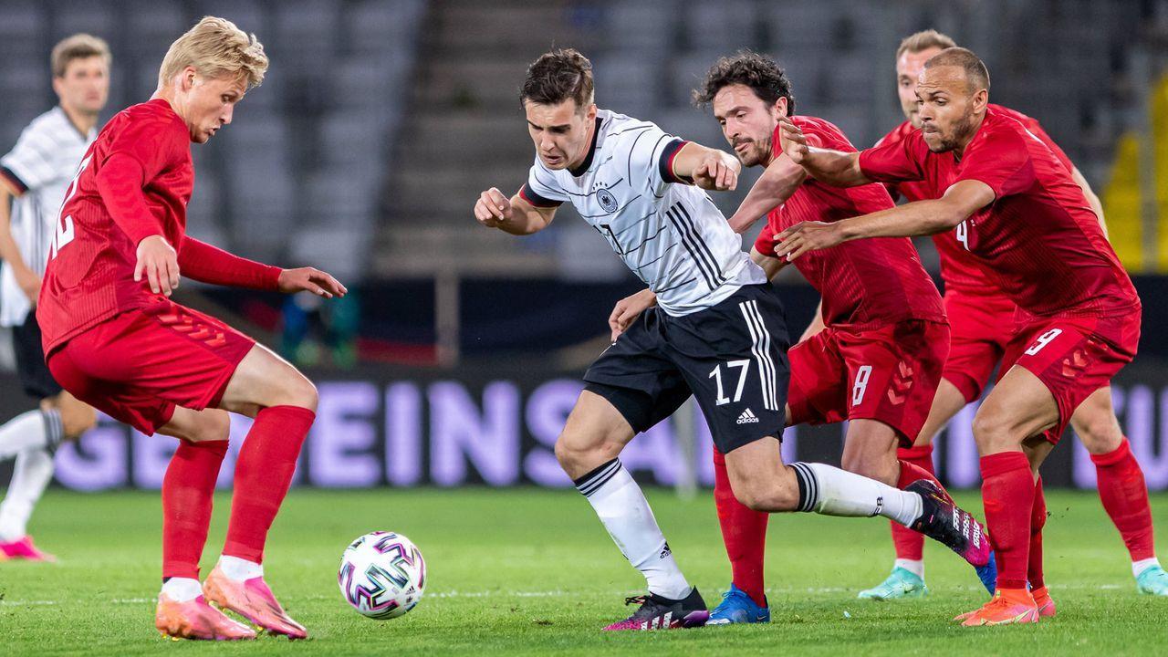 Die Gewinner und Verlierer des EM-Tests gegen Dänemark - Bildquelle: Imago Images