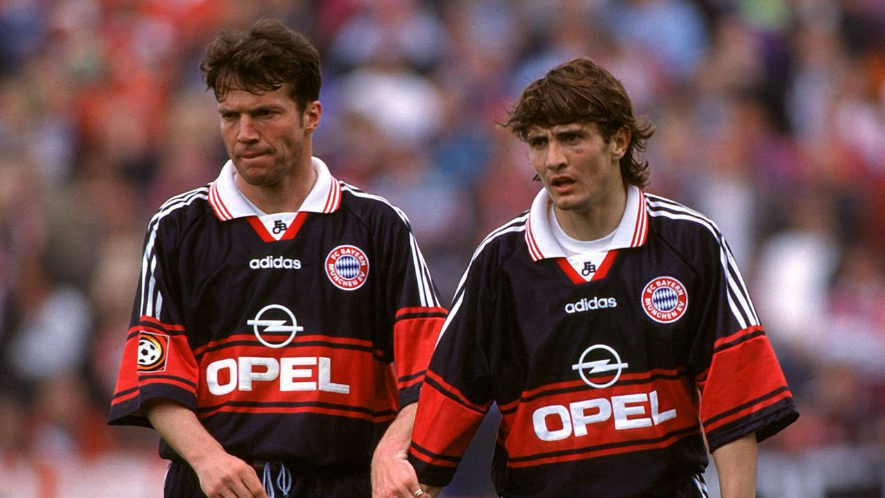 Lothar Matthäus vs. Bixente Lizarazu - Bildquelle: imago sportfotodienst