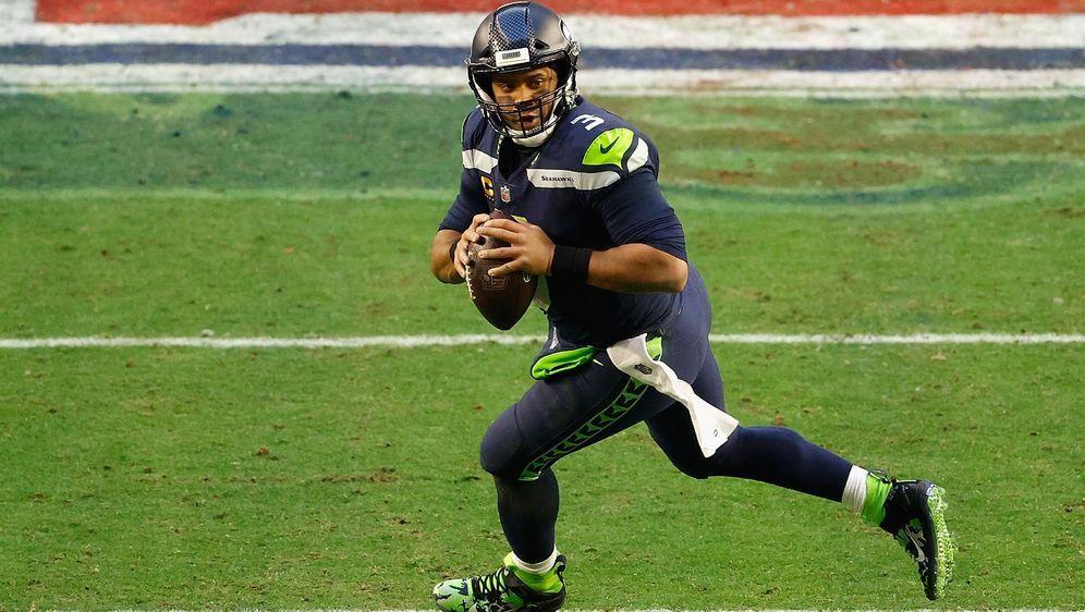 Russell Wilson spielt seit 2012 für die Seattle Seahawks. - Bildquelle: Getty