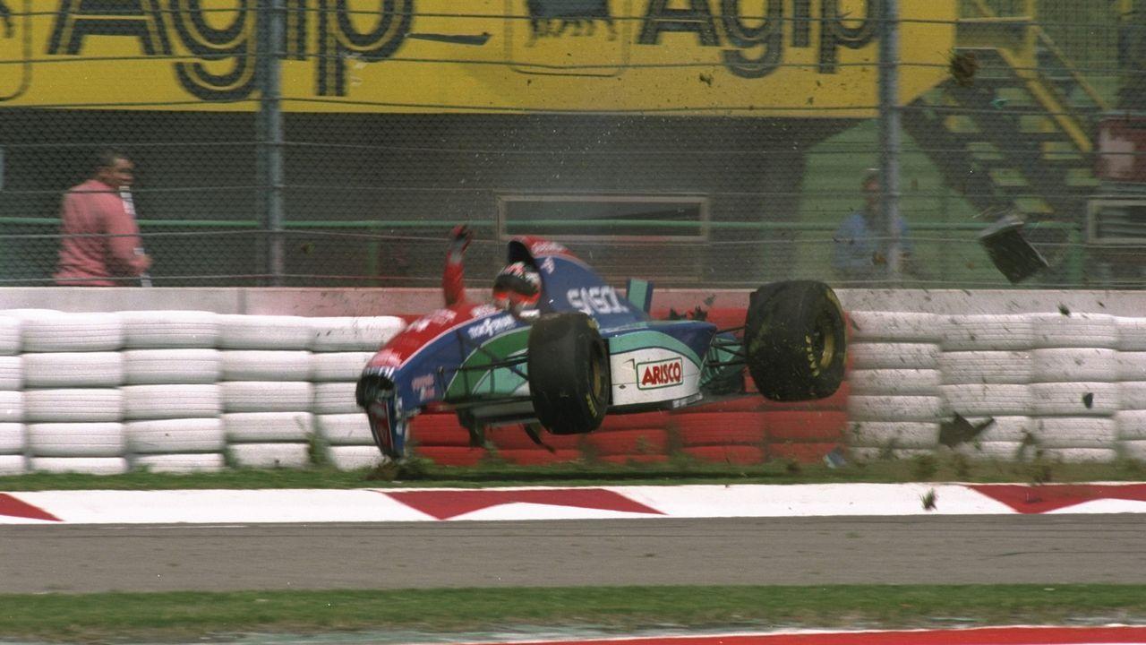 Ayrton Senna: Als die Formel 1 ihre Seele verlor - Bildquelle: Getty