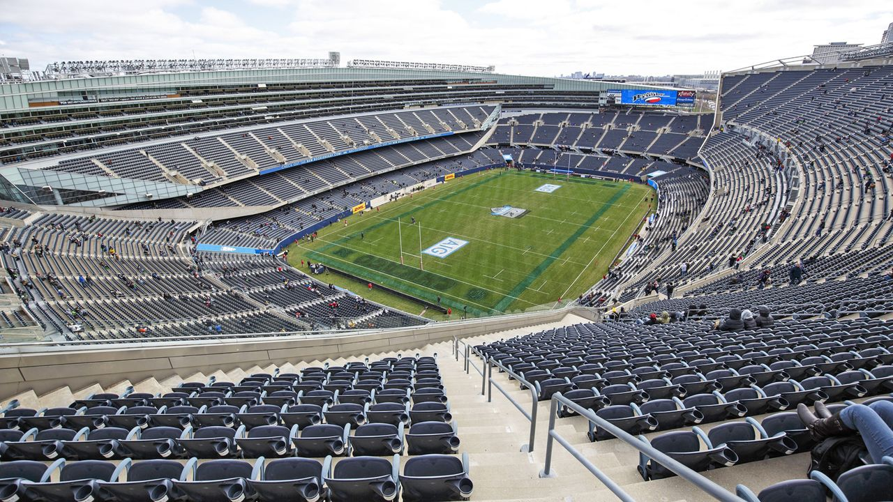 Chicago Bears: Soldier Field - Bildquelle: Getty Images