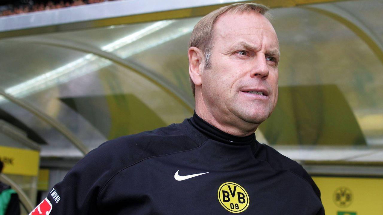 Trainer: Jürgen Röber - Bildquelle: imago/Team 2