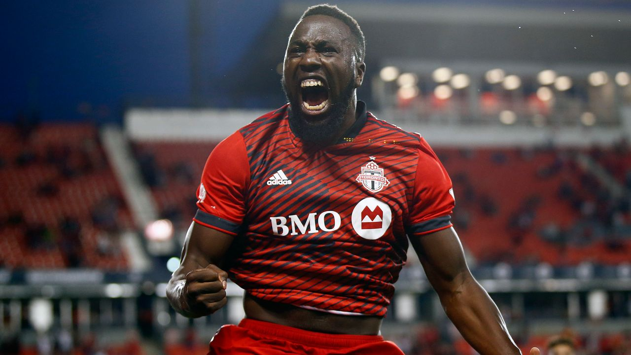 Platz 6: Jozy Altidore (Toronto FC) - Bildquelle: 2021 Getty Images