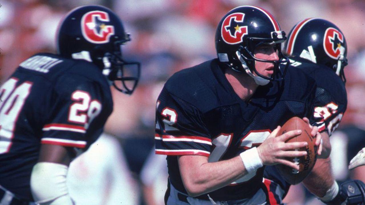 United States Football League - Krieg gegen die NFL verloren - Bildquelle: 1985 Getty Images