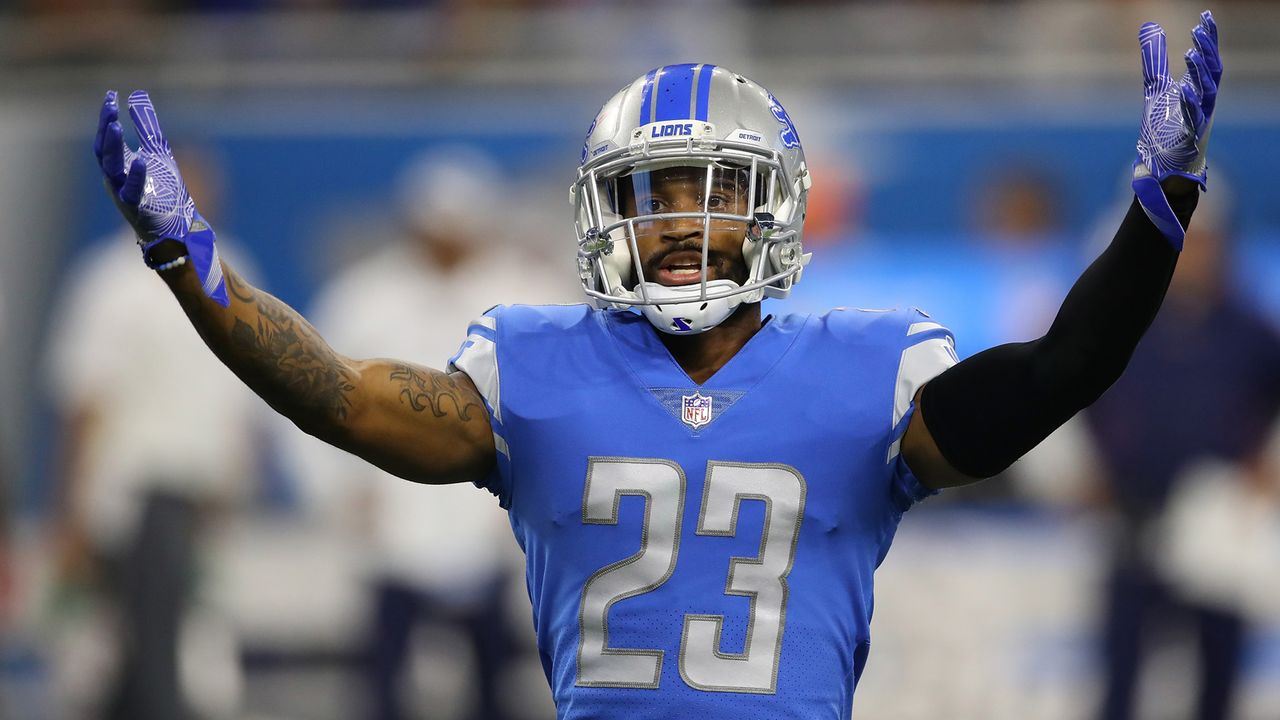Darius Slay (Detroit Lions) - Bildquelle: 2018 Getty Images