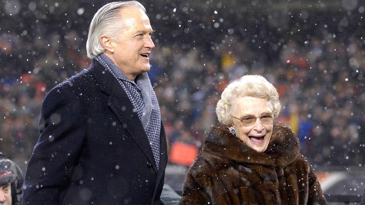Chicago Bears - Virginia Halas McCaskey - Bildquelle: This content is subject to copyright.