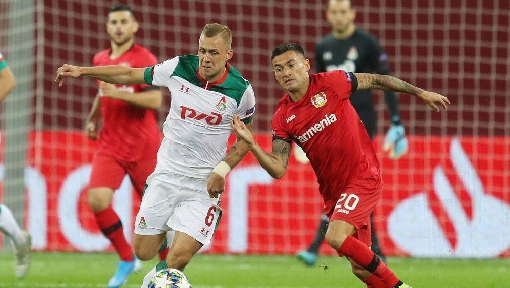 Bayer Leverkusen patzt gegen Moskau - Bildquelle: FIROFIROSID