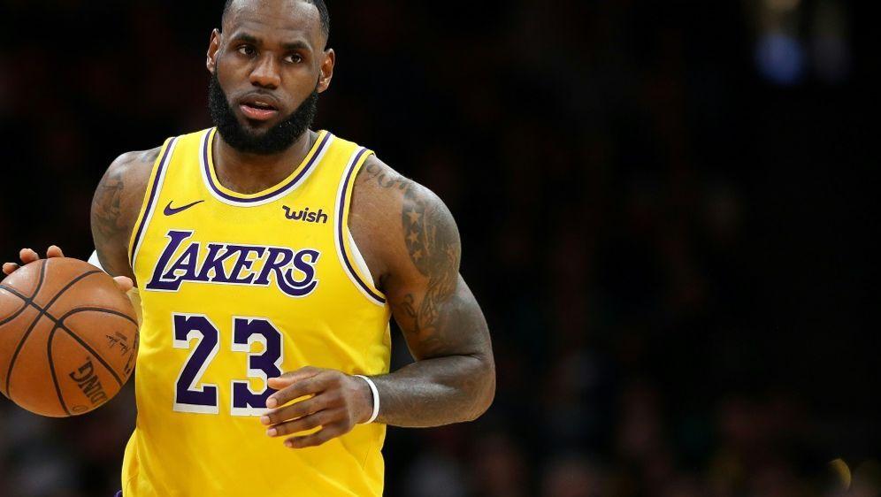 James bleibt Topverdiener der NBA - Bildquelle: AFPGETTY SIDMADDIE MEYER