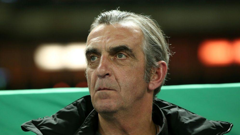 Ralf Minge spricht über Abschied von Dynamo Dresden - Bildquelle: PIXATHLONPIXATHLONSID