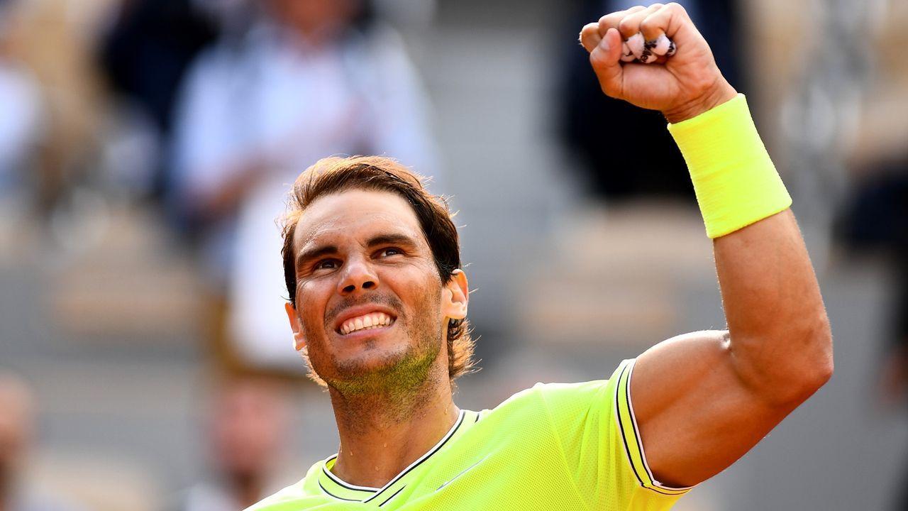 Federer vs. Nadal - eine Rivalität für die Ewigkeit - Bildquelle: 2019 Getty Images