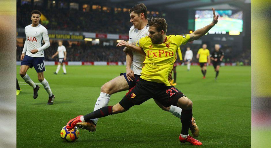 10. Kiko Femenia (FC Watford) - Bildquelle: Getty Images