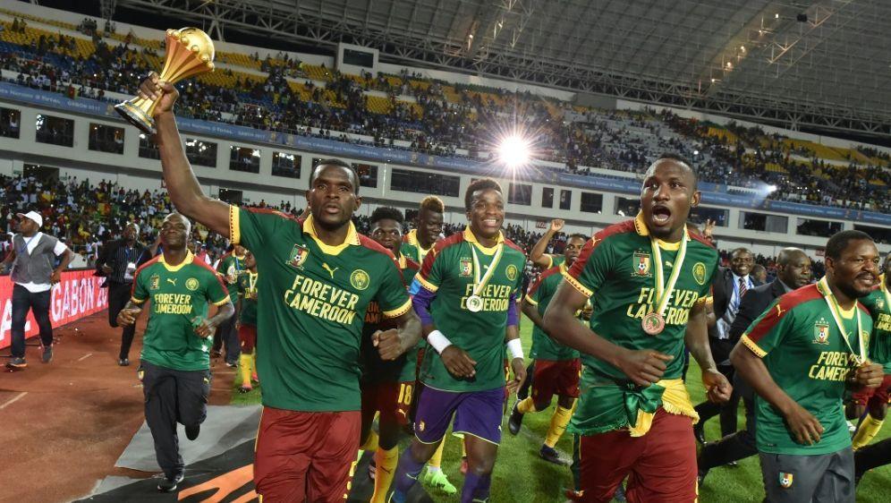 Confed Cup Deutschland Trifft Auf Kamerun