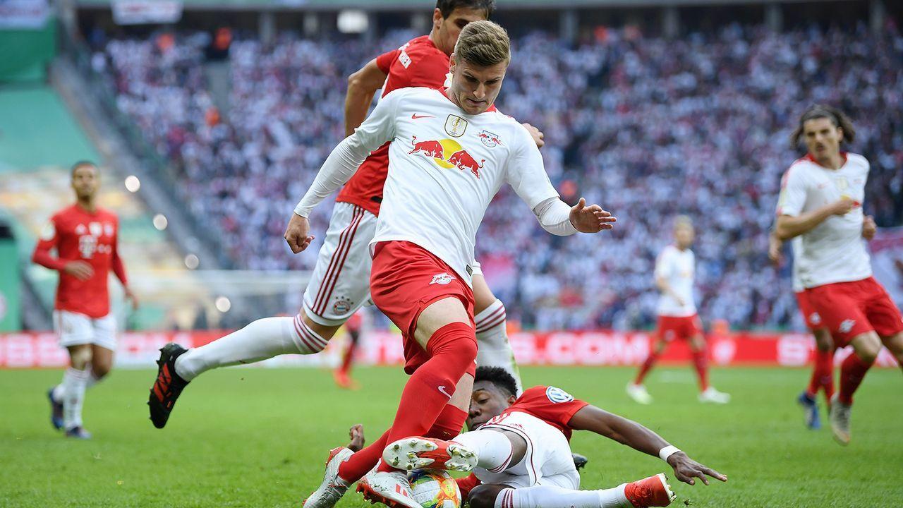 Timo Werner (RB Leipzig) - Bildquelle: Getty