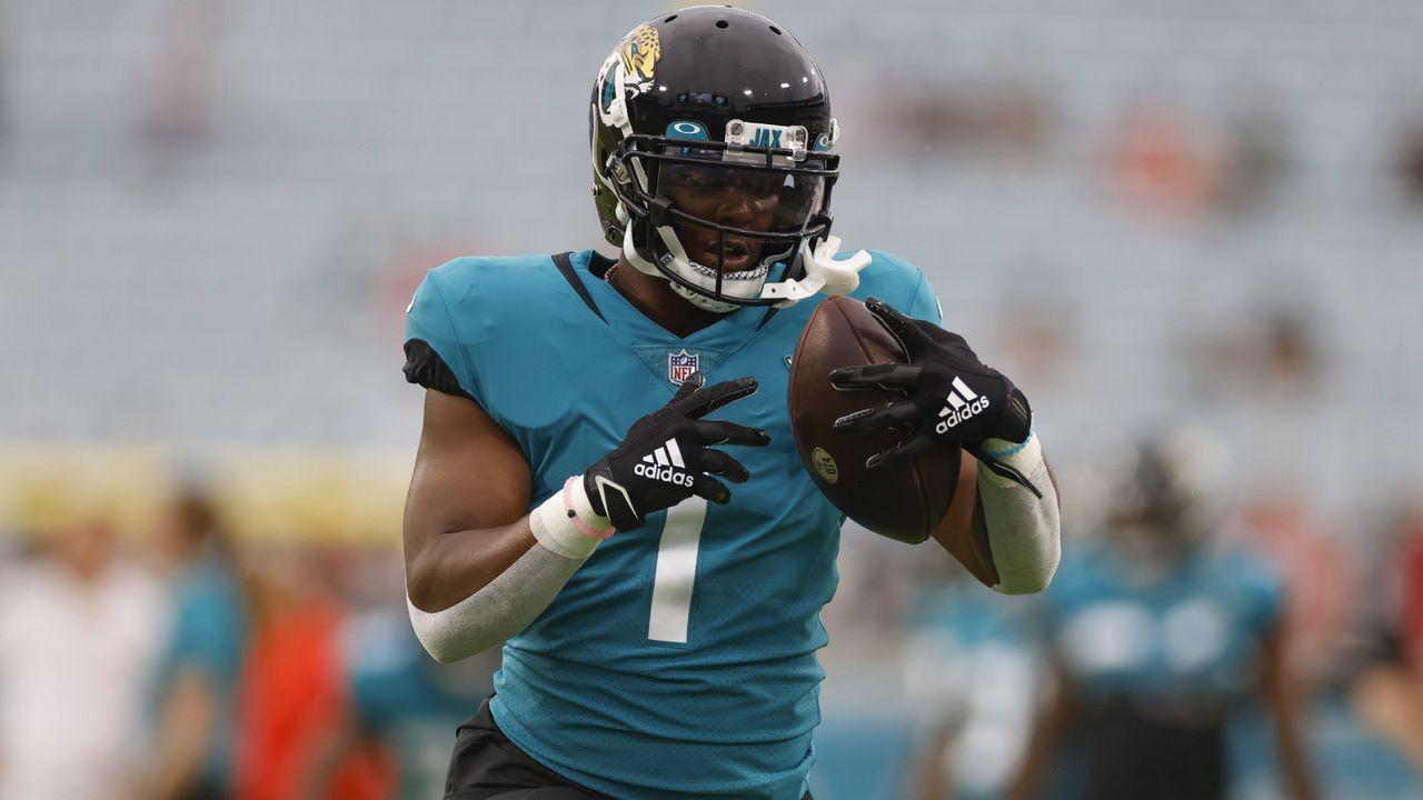 Travis Etienne (Jacksonville Jaguars) - Bildquelle: Imago