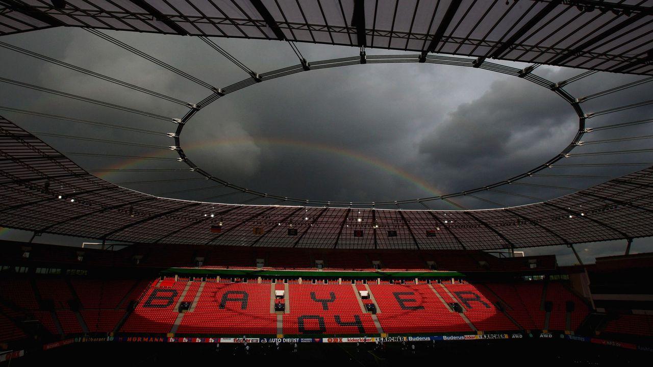Bayer 04 Leverkusen - Bildquelle: 2009 Getty Images