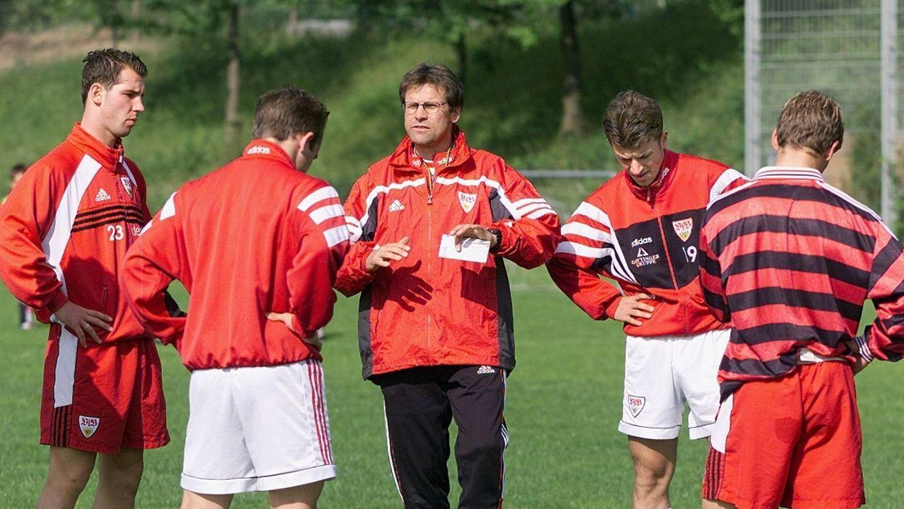 Tuchels Weg im Fußball - Bildquelle: imago sportfotodienst