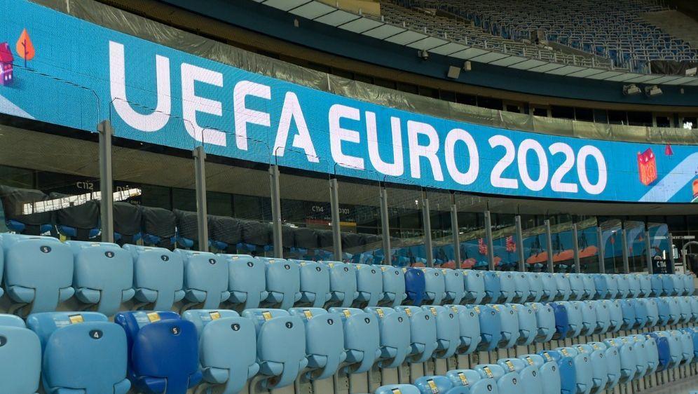 Die UEFA schließt Konsequenzen für die EM nicht aus - Bildquelle: AFPSIDOLGA MALTSEVA