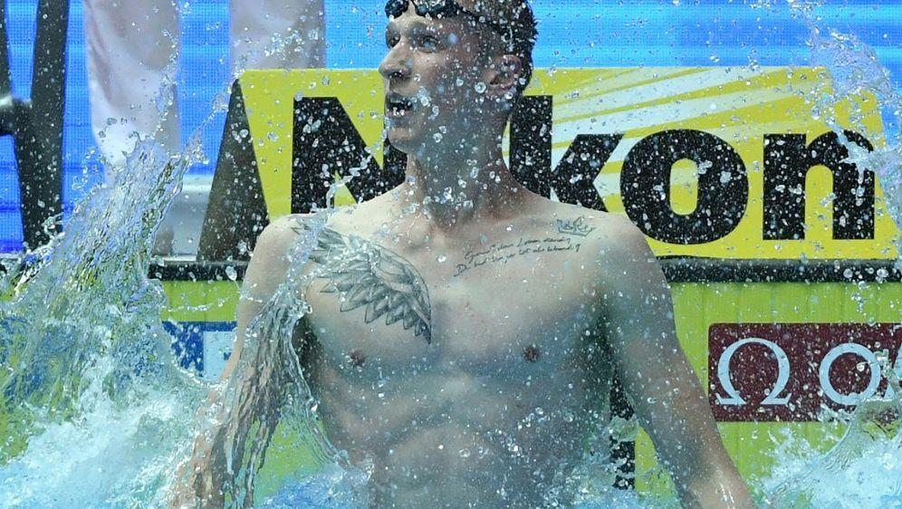 Schwimmer Wellbrock verzichtet auf die Nebenstrecken - Bildquelle: AFPSIDMANAN VATSYAYANA