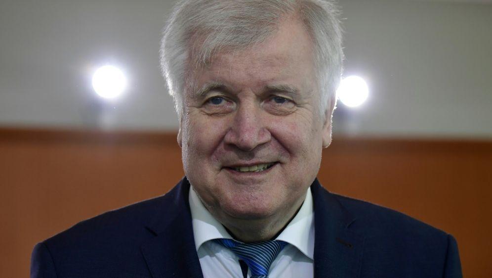 Seine Förderungspläne finden Anklang: Horst Seehofer - Bildquelle: AFPSIDTOBIAS SCHWARZ