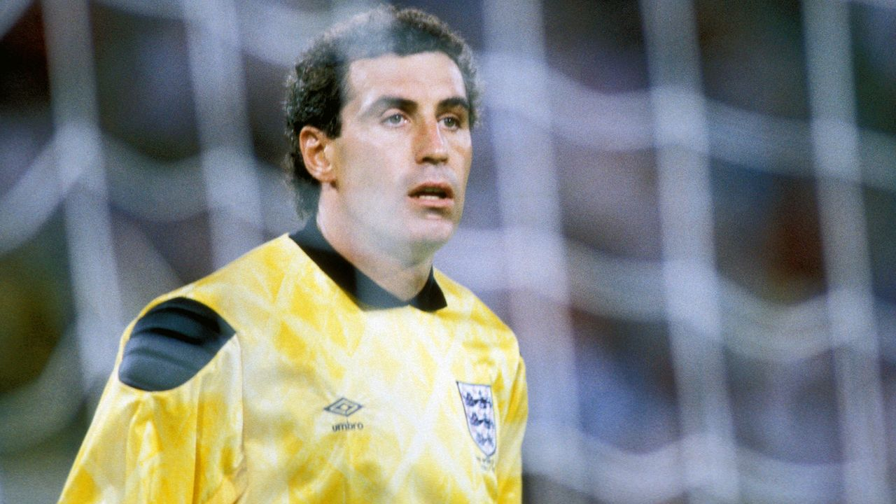 England: Peter Shilton - Bildquelle: Imago