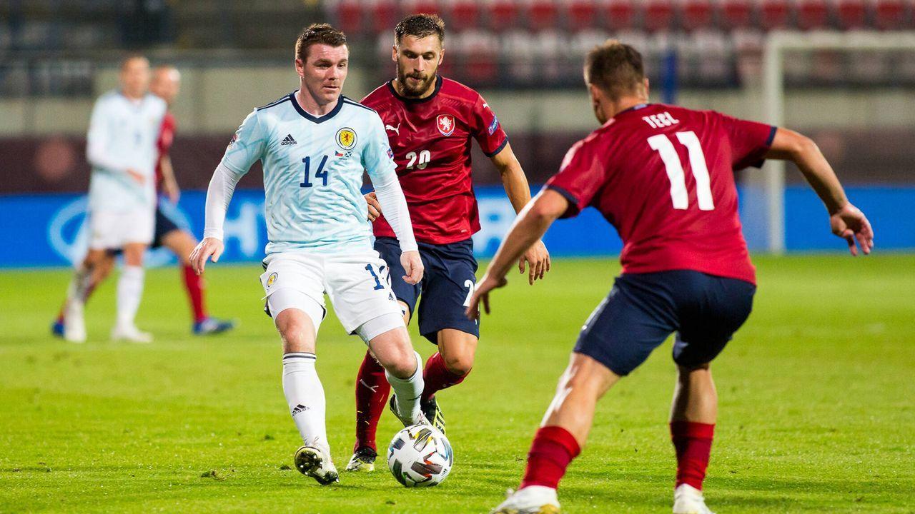 Nations League: Tschechien stellt innerhalb von fünf Stunden ein neues Team zusammen - Bildquelle: Imago